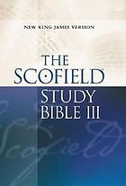 The Scofield study Bible King James version