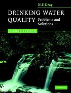 Drinking water quality : problems and solutions
