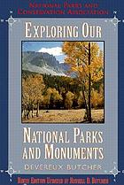 Exploring our national parks and monuments