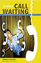 Call waiting : hearing and answering God's call on your life