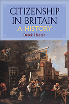 Citizenship in Britain : a history