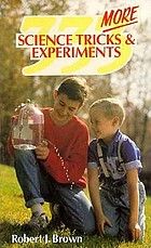 333 more science tricks & experiments