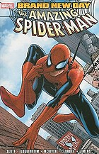 The amazing Spider-man. Brand new day