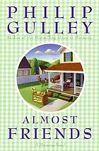 Almost friends : a Harmony novel