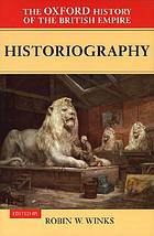 The Oxford History of the British EmpireHistoriography