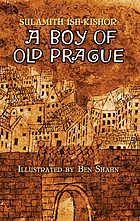 A boy of Old Prague