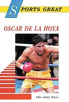Sports great Oscar De la Hoya