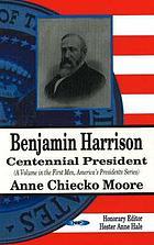 Benjamin Harrison centennial president