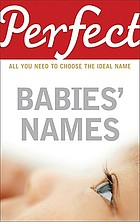 Perfect babies' names