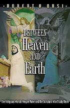 Between heaven and earth : the religious worlds people make and the scholars who study them