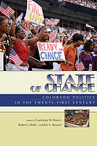 State of change : Colorado politics in the twenty-first century