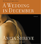 A wedding in December : [a novel]