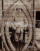 Provenance : twelve collectors of ethnographic art in England, 1760-1990