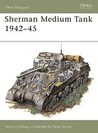 Sherman medium tank, 1942-1945
