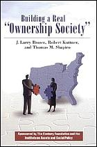"Building a real ""ownership society"""