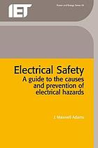 Fifth International Conference on Electrical Safety in Hazardous Environments : 19-21 April 1994, venue, the Institution of Electrical Engineers, London, UK