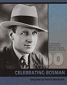 Celebrating Bosman : a centenary selection of Herman Charles Bosmans' stories