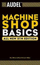 Audel machine shop basics