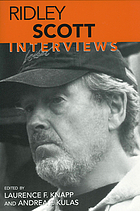 Ridley Scott : interviews