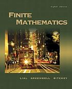 Finite mathematics : with applications in business, biology, and behavioral sciences
