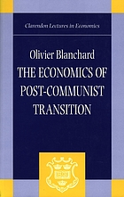 The economics of post-communist transition