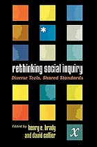 Rethinking social inquiry diverse tools, shared standards