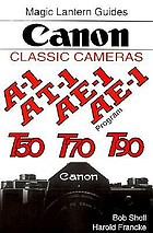 Canon : classic cameras