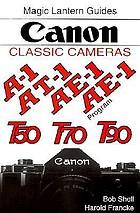 Canon : classic cameras