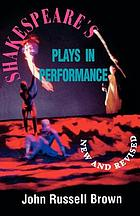 Shakespeare's plays in performance