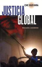 Justicia global : liberación and socialismo