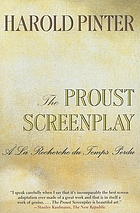 The Proust screenplay : À la recherche du temps perdu