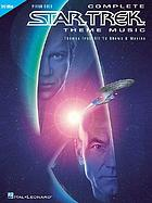 Complete Star trek theme music : themes from all TV shows & movies : piano solo