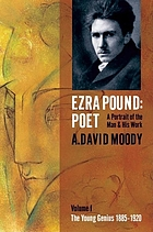 Ezra Pound : poet : a portrait of the man and his work