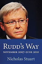 Rudd's way : November 2007 - June 2010
