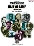 Country Music Hall of Fame songbook series : piano, vocal, guitar