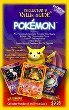 Pokemon : secondary market price guide and collector handbook