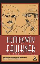 Hemingway and Faulkner in their time