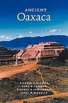 Ancient Oaxaca : the Monte Albán State
