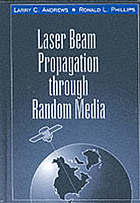 Laser beam propagation through random media
