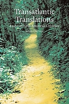 Transatlantic translations : dialogues in Latin American literature