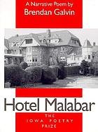 Hotel Malabar : a narrative poem