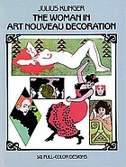 The woman in art nouveau decoration : 141 full-color designs