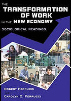 The transformation of work in the new economy : sociological readings