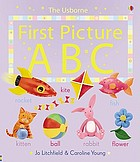 The Usborne first picture ABC
