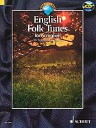 English folk tunes for accordion : 88 traditional pieces