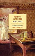 Herself surprised, a novel