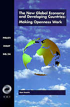 The new global economy and developing countries : making openness work