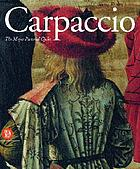 Carpaccio : the major pictorial cycles