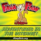 Faux Paw's adventures in the internet : keeping children safe online