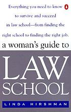 A woman's guide to law school